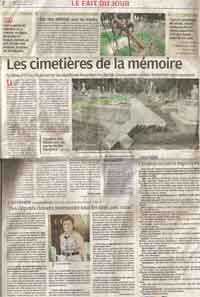 cimetière européen ain el turck